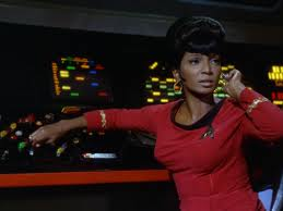 Star Trek's Uhura